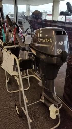Yamaha Outboards F9.9SMHB
