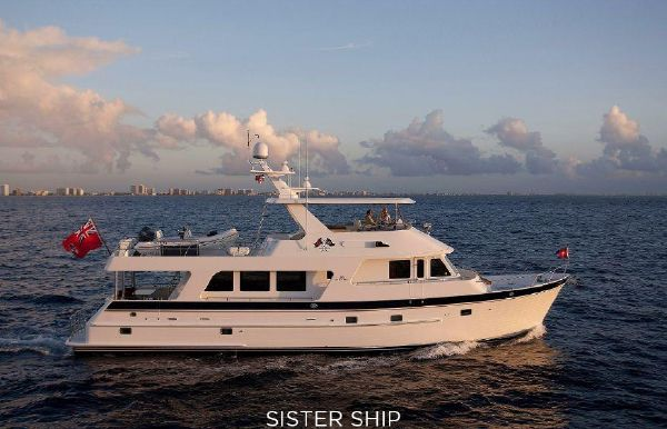 2020 Outer Reef Yachts 700 MY
