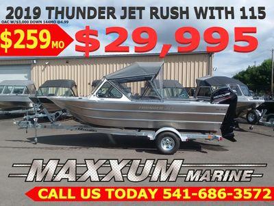 2019 Thunder Jet<span>V186 Rush</span>