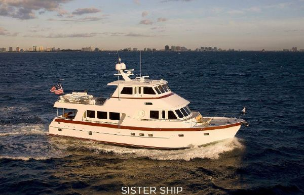 2020 Outer Reef Yachts 740 DBMY
