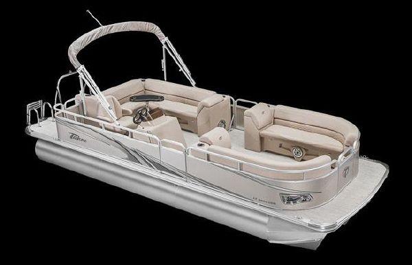 2018 Tahoe Pontoon LT Cruise Rear Bench - 22'