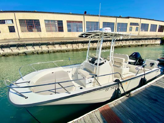 Boston Whaler 210 Montauk - main image