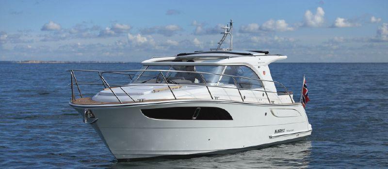 Marex 310 Sun Cruiser - main image