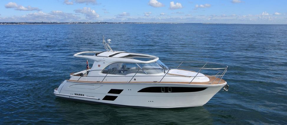 Marex 310 Sun Cruiser image
