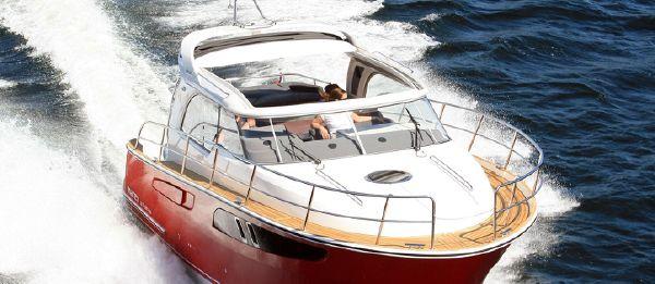 Marex 320 Aft Cabin Cruiser image
