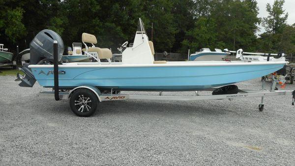 Avid Boats 21FS