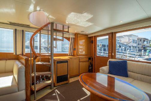 Viking Boats 58' Viking Enclosed Bridge image