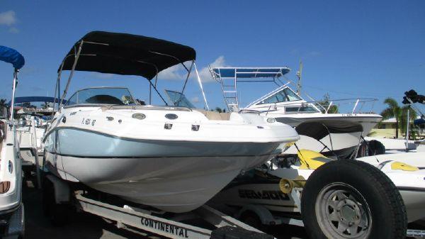 Hurricane 20 Deck Boat