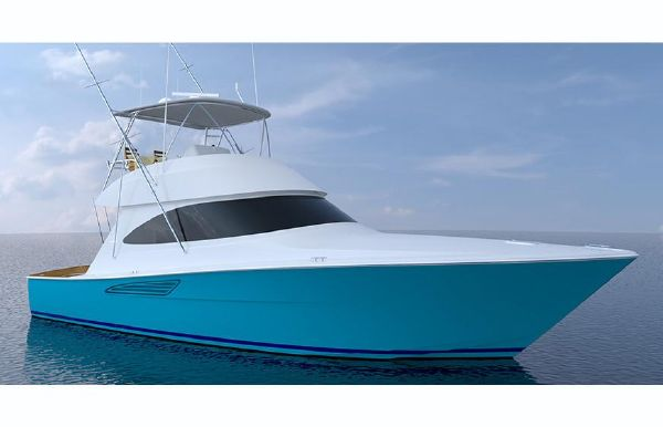 2018 Viking 44 Convertible