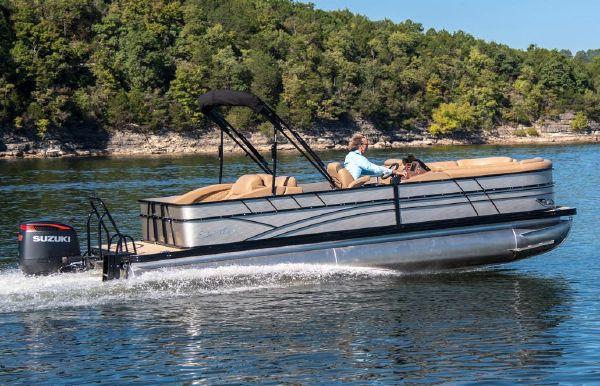 2019 Silver Wave 250 Island RL