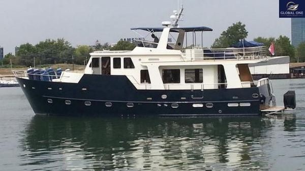 Tavros 57 Trawler Yacht