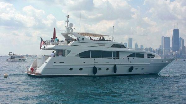 Intermarine Motoryacht