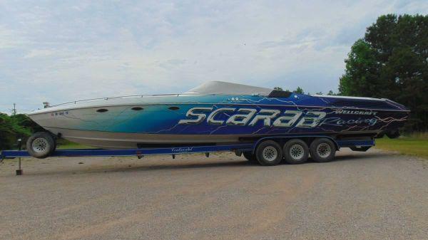 Scarab 40 XL