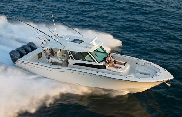 Grady-White New Boat Models - Atlantic Marine