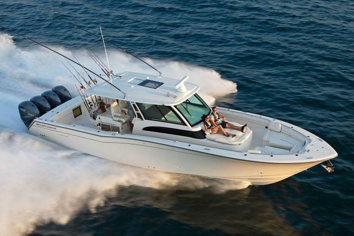 2019 Grady-White Canyon 456 - Anchor Marine