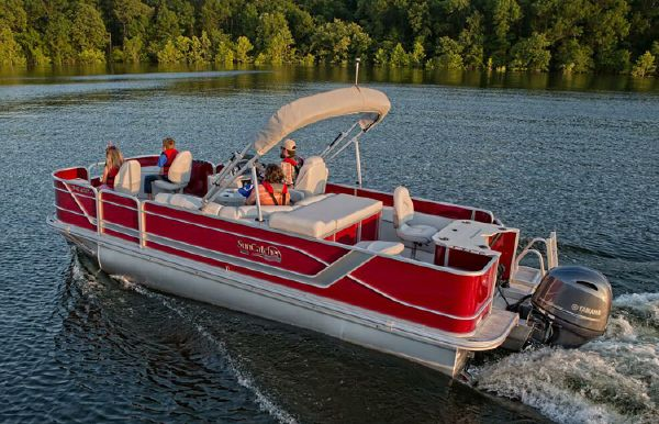 2020 SunCatcher X22 Fish & Cruise