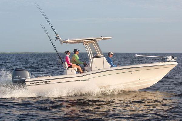 Grady-White 251 Coastal Explorer - main image