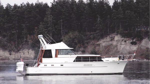 Hatteras 48 Motor Yacht