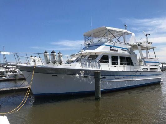 Jefferson 45 Motor Yacht - main image