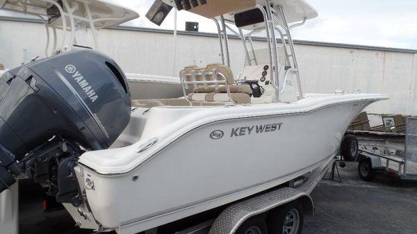 Key West 244 Center Console