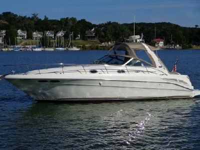 2002 Sea Ray<span>340 Sundancer</span>