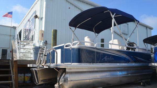 Avalon LS 2080 Rear Fish