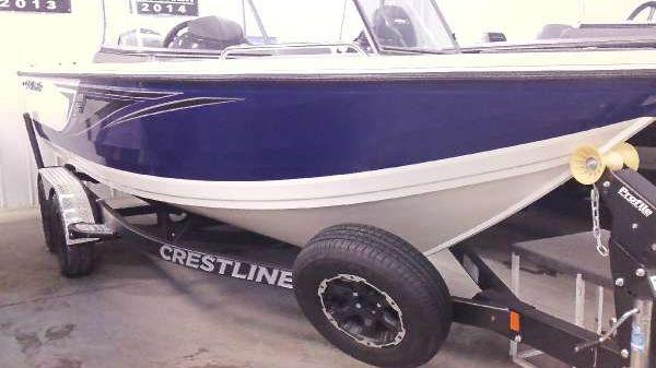 Crestliner 1950 Sportfish SST
