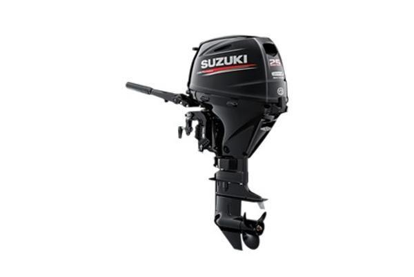 Suzuki DF25A EFI