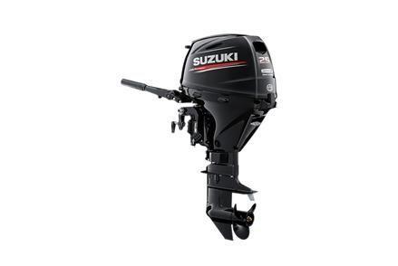 Suzuki DF25A EFI - main image
