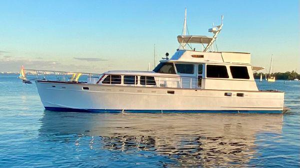 Huckins Seafarer 64