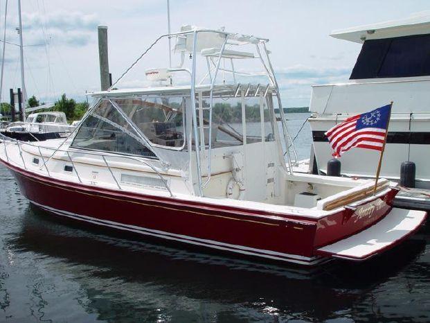 1999 Little Harbor WhisperJet 38