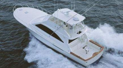 2004 Ocean Yachts 62 Convertible