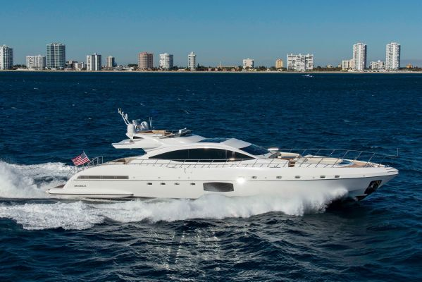 Mangusta 94 Open Express Miss Moneypenny