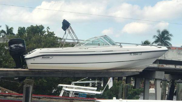 Boston Whaler 18 Ventura