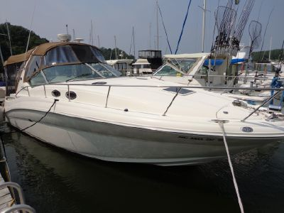 2003 Sea Ray<span>320 Sundancer</span>