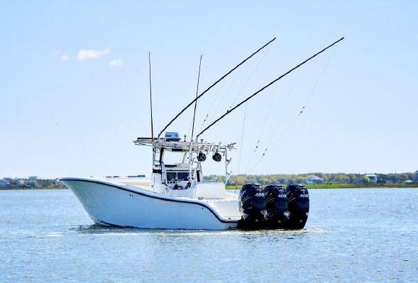 Yellowfin 34 - main image