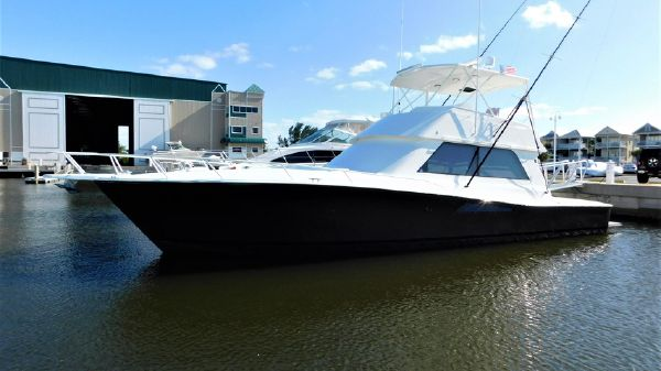 Viking 50 Convertible