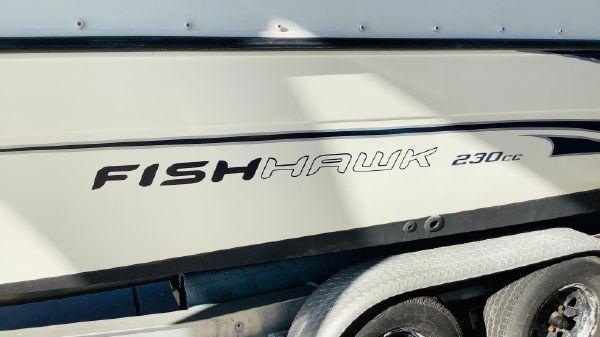Bombardier Fishhawk 230cc O/B (Yr -'02)