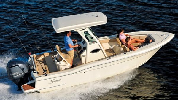 Scout Boats 225 XSF Manufacturer Provided Image
