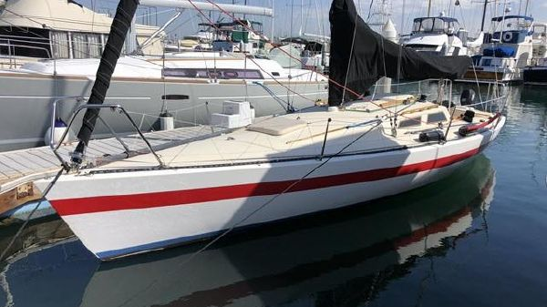 Pacific Boats Olson 30