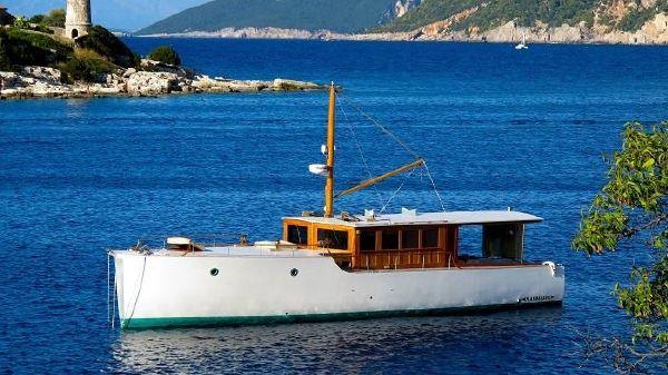 Trawler Custom Misty 50