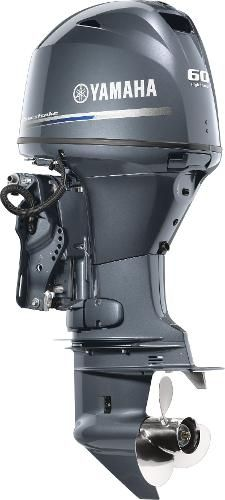 Yamaha Outboards T60LB