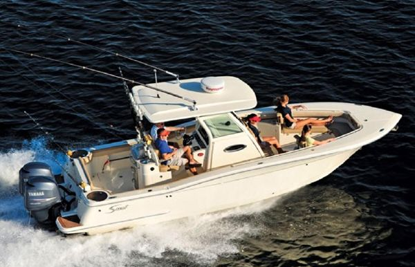 2018 Scout Boats 275 LXF