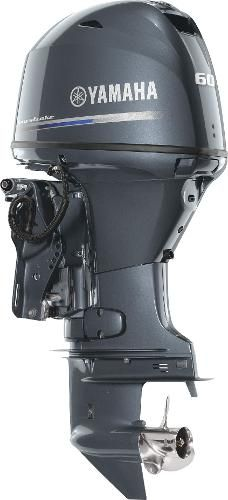 Yamaha Outboards F60LB