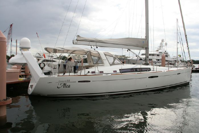2012 Beneteau Oceanis 58 Purchase Purchase