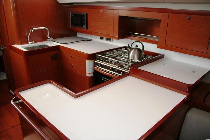 2012 Beneteau Oceanis 58 For Sale Maine