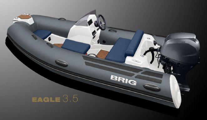 2021 Brig Eagle 3.5