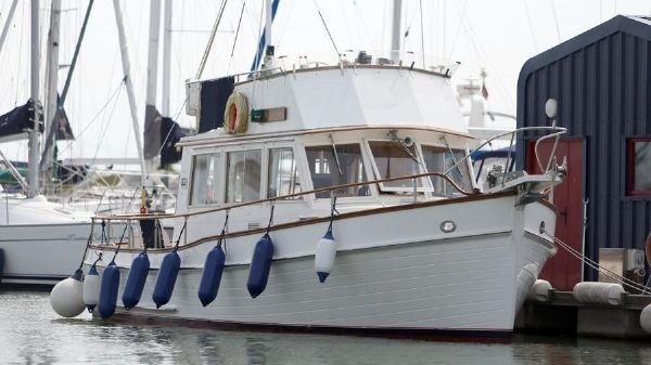 Grand Banks 32 Classic