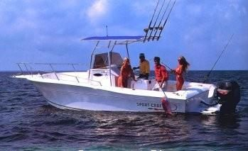 Sport-Craft 240 Center Console