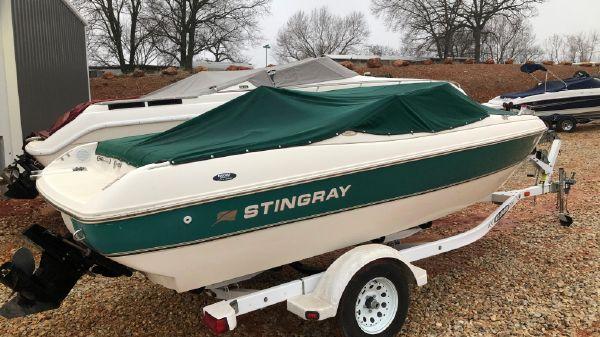 Stingray 190 LS/LX
